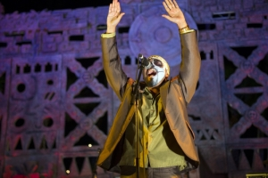 """""""Day of the Dead"""" Hollywood Forever, Oct. 27, 2012"""
