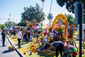 Dia de los Muertos LA-0999