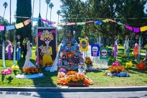 Dia de los Muertos LA-1039